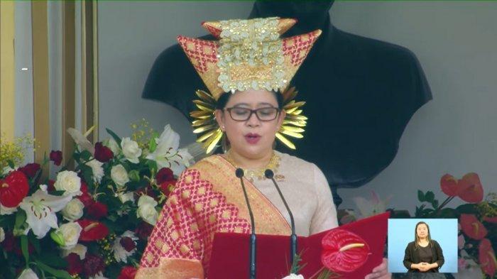 Kenakan Pakaian Adat Minang, Puan Maharani Dipuji Tokoh Minangkabau
