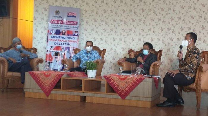 Peran RT-RW Harus Lebih Optimal dalam Pelaksanaan PPKM Mikro di Jateng