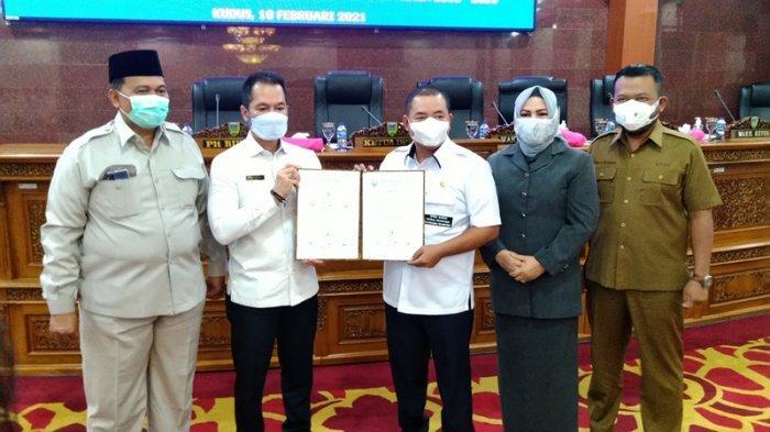 DPRD Kudus Usulkan Hartopo Menjadi Bupati Kudus Hingga 2023