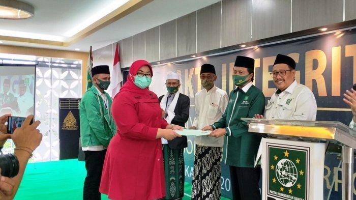 Luar Biasa, Wakil Bupati Kebumen Siap Nyalon Bupati dengan Dukungan 100 Persen Pemilik Kursi DPRD
