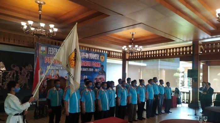 Lantik Pengurus Baru Forki Kab Semarang, Bambang Raya Minta AD-ART Dipatuhi