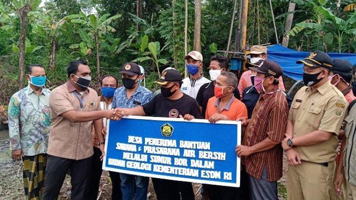 Ratusan KK di Desa Tengeng Wetan Siwalan Pekalongan Bakal Nikmati Air Bersih