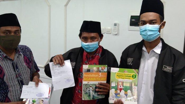 GP Ansor Kota Semarang Laporkan Penerbit Tiga Serangkai ke Polda Jateng: Link Buku ke HTI