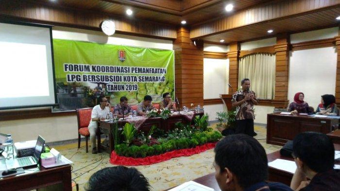 DPRD Kota Semarang Sebut UMKM Bisa Gunakan LPG 3 Kg, Tetapi Ini Syaratnya