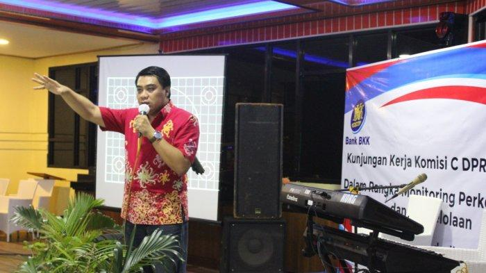 Komisi C DPRD Jateng Ingatkan Dirut PT BPR BKK Purwodadi Punya Tugas Berat