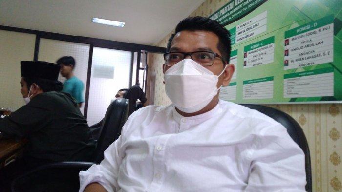 Ketua Komisi D DPRD Kendal: PTM Tidak Hanya Formalitas Pembelajaran Langsung