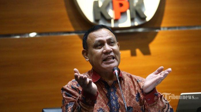 75 Pegawai Laporkan Ketua KPK Firli Bahuri ke Dewan Pengawas