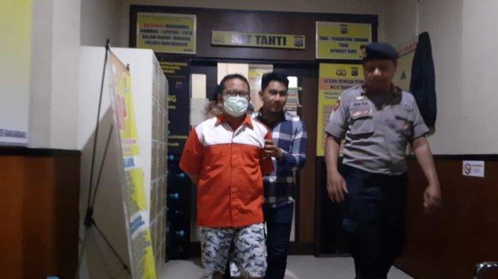 Gusti Makmur Ketua KPU Banjarmasin Jadi Tersangka Kasus Pencabulan Anak di Hotel