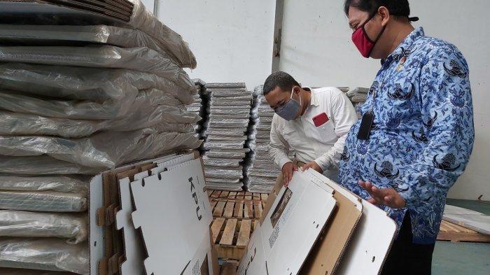 Logistik Pilkada Kabupaten Pekalongan Capai 90 Persen