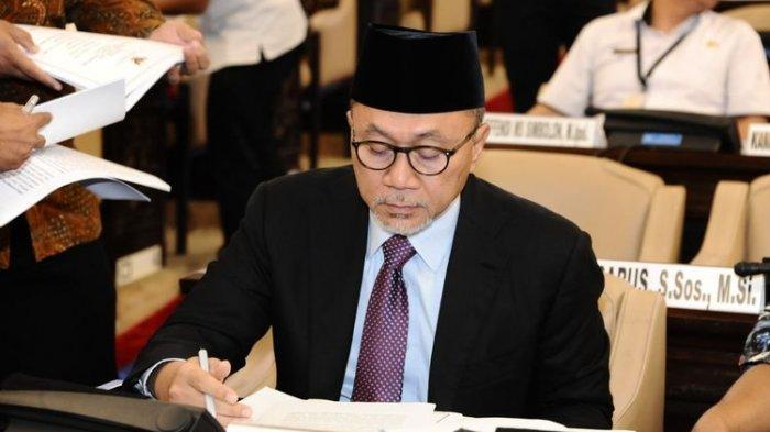 Lengkap, Pantun Ketua MPR Zulkifli Hasan saat Menutup Sidang Tahunan, Sinyal Dukungan untuk Jokowi?