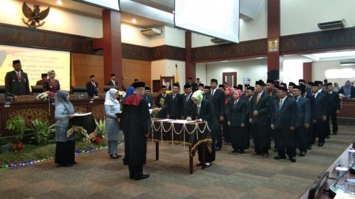 Tiga Anggota DPRD Brebes Terpilih Periode 2019-2024 Tak Ikuti Pelantikan