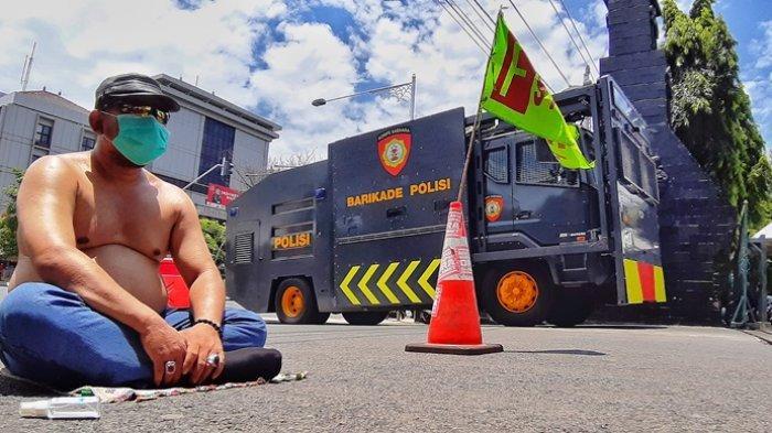 Protes Ganjar, Zainudin Jawab Tegas Saat Dibujuk Pejabat Pemprov Jateng:Jangan Paksa Kami Pakai Baju