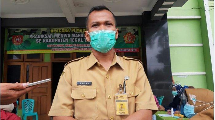 Eko: Mudah-mudahan Virus Covid-19 Varian Mu Tidak Sampai Ke Kabupaten Tegal