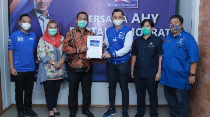 Demokrat Resmi DukungHendi-Ita di Pilwakot Semarang 2020