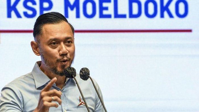 AHY Pertanyakan Ideologi yang Dianut Moeldoko: Tolong Dijawab