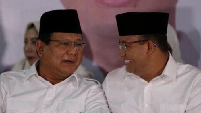 Respons Gerindra Soal Prabowo Dikalahkan Anies Dalam Survei Calon Presiden 2024
