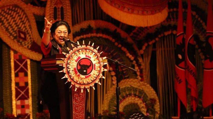 Kesal Dituduh PKI, Megawati: Saya Presiden ke-5, Masak Jokowi Presiden Pilihan Rakyat Juga Dituding