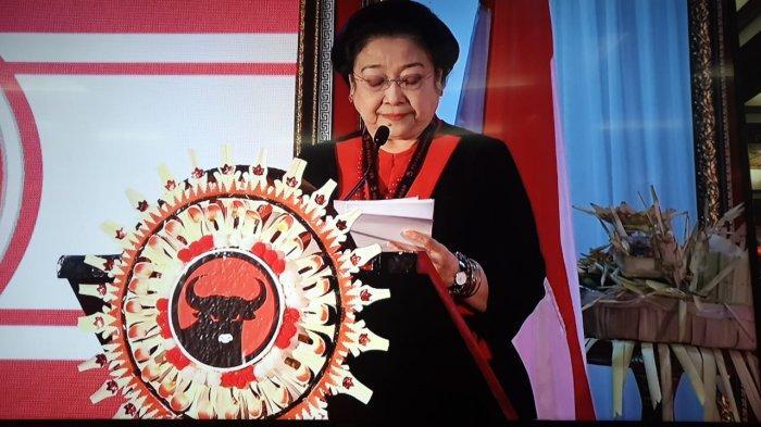 Megawati Menangis Tersedu-sedu Teringat Bung Karno: Bapak Mendidik Saya Mengabdi Kepada Bangsa