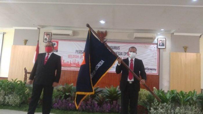 Dosen Teknik Sipil Polines Resmi Pimpin PII Wilayah Jawa Tengah sampai 2024