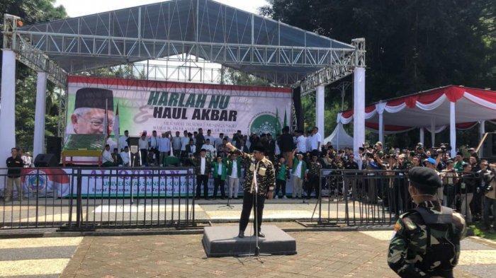 Ketua Umum GP Ansor : Kita Putihkan Indonesia Demi Tegaknya NKRI