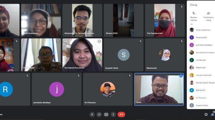 Unit Kerjasama Universitas Ivet Semarang Gelar Pelatihan Berbicara Bahasa Inggris Bagi Dosen