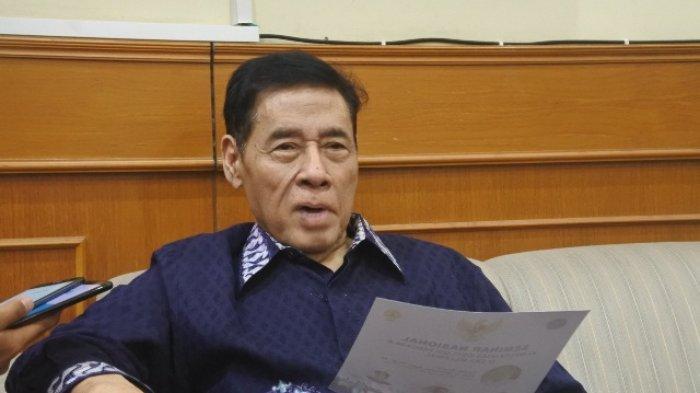 Sosok Prof Muladi di Mata Rektor USM