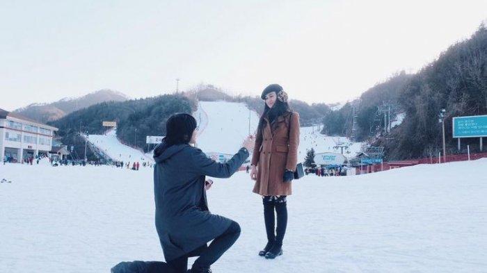 Addie MS Khawatir Virus Corona Ganggu Rencana Pernikahan Kevin Aprilio dan Vicy Melanie Tahun Ini