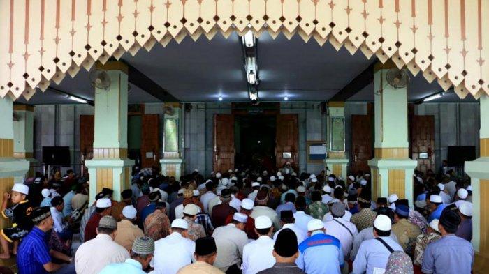 Mengenal Masjid Agung Semarang, Bertahun-tahun Jadi Saksi Sejarah Semarang, Kini Ada Kabar Gembira