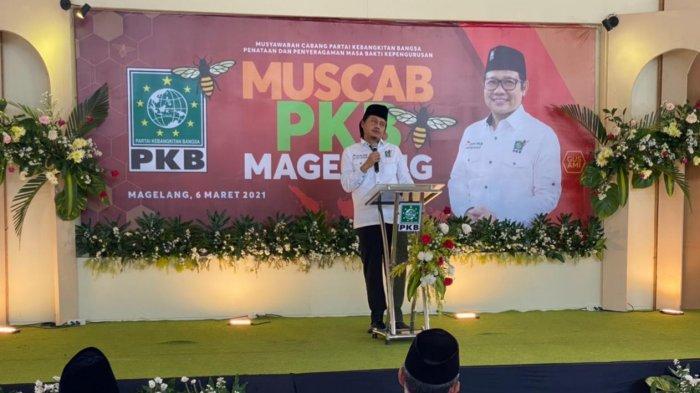 Terkait Dinamika Pemilihan Ketua DPC PKB di Jateng, Gus Yusuf: DPP yang Memutuskan