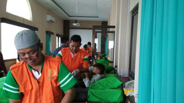 132 Anak Ikut Sunatan Massal di RS PKU Mumammadiyah Solo