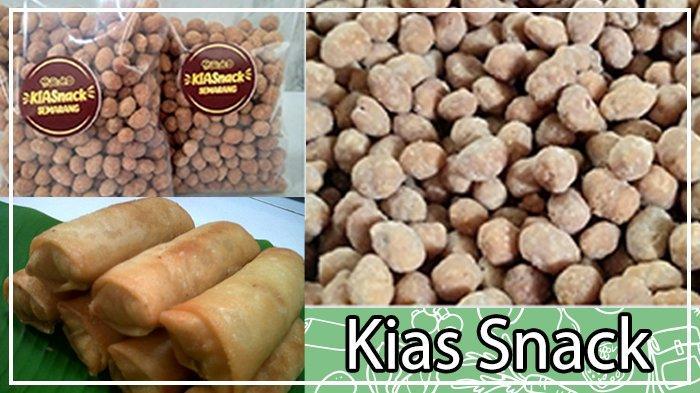 Kias Snack Semarang Sedia Lumpia Basah dan Goreng