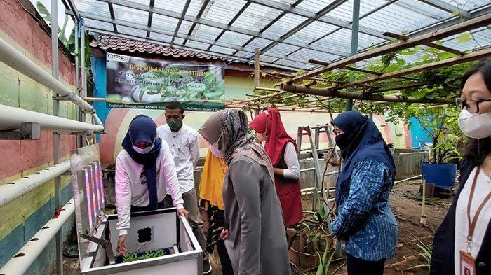 Pertamina Cilacap Fasilitasi Pengabdian PNC di Kelompok Mitra Binaan