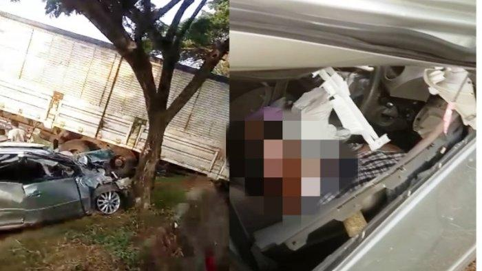 Update Mobil Dinas Wakil Ketua PN Rembang Kecelakaan di Pati, Ini Keterangan Polisi
