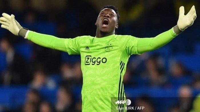 Kiper Ajax Amsterdam Andre Onana Dihukum Larangan Bertanding Selama 1 Tahun Oleh UEFA