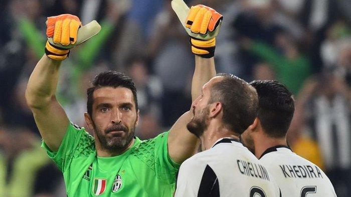 Buffon Resmi Tinggalkan Juventus Setelah Mengabdi 20 Tahun