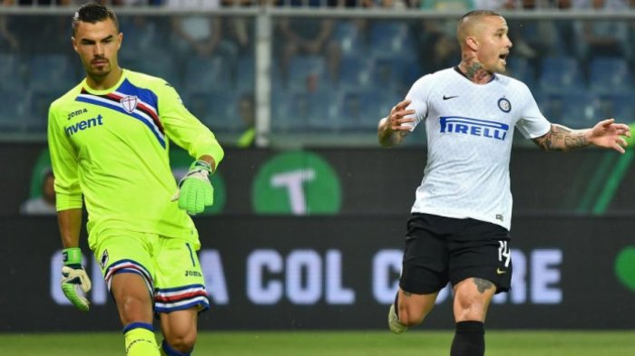 Kiper Sampdoria Keturunan Indonesia Ini Sempat Buat Inter Milan Frustasi