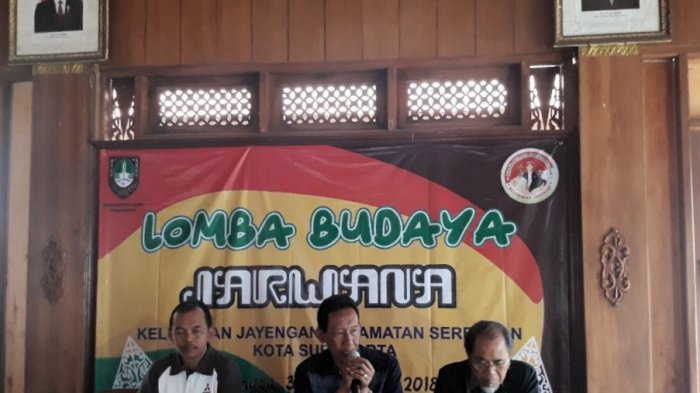 Kelurahan Jayengan Solo Akan Menggelar Kirab Budaya Padukan Banjar, Jawa dan Tionghoa