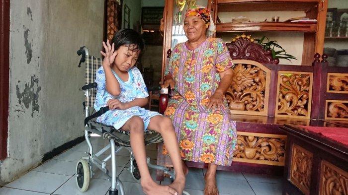 Kirana Jadi Pionier Pelajar SLB di Desa Kalimas Pemalang