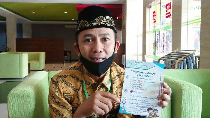 Guru Ngaji di Kecamatan Tembalang Bersiap Go To Digitalisasi