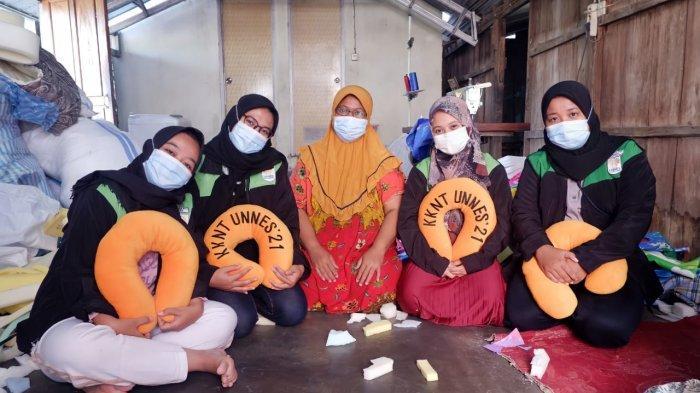 KKN Tematik Unnes, Membantu Kembangkan Pelaku UMKM Desa melalui Inovasi Produk Berkualitas