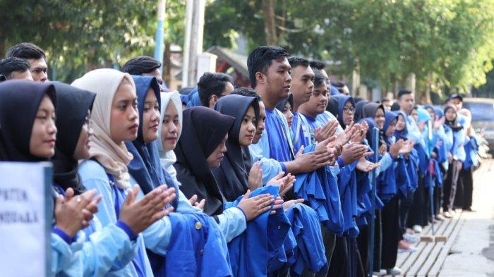 UMP Purwokerto Lepas 1.528 Mahasiswa KKN 2019-2020