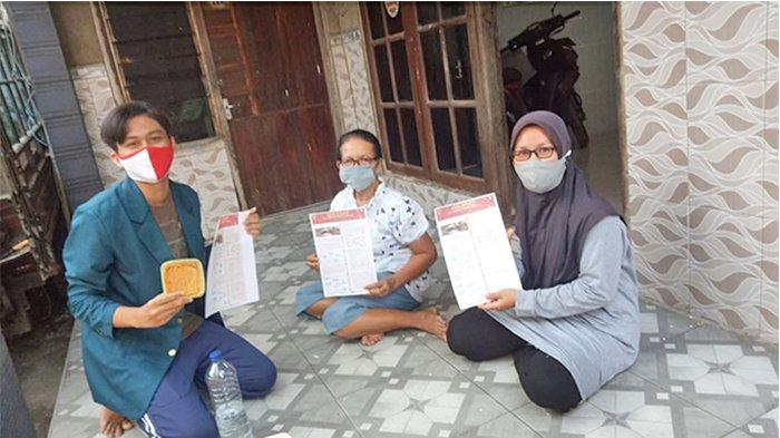 Sabun Jelantah Cegah Corona Bikinan Mahasiswa KKN Undip di Pati