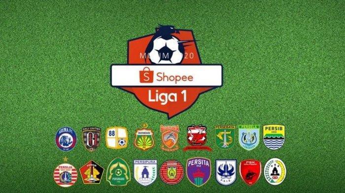Jadwal Lengkap Liga 1 2021 Digelar Bulan Depan, PSIS Vs Persela dan PSS Vs Persija