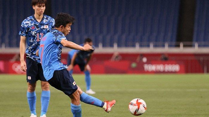 Sedang Berlangsung Babak I Skor 0-0 Jepang Vs Spanyol ...