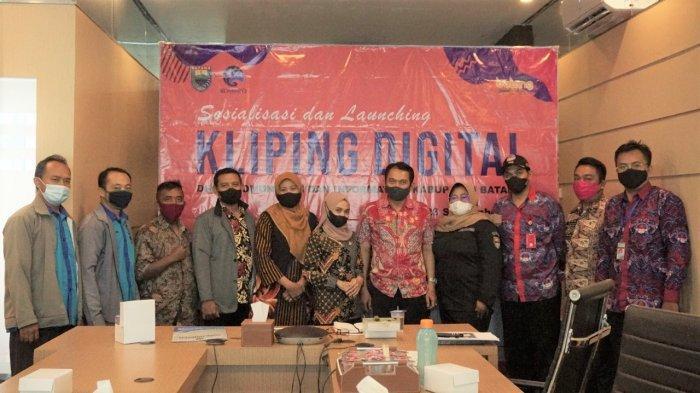 Diskominfo Batang Bikin Kliping Digital: Tak Bakal Dimakan Rayap