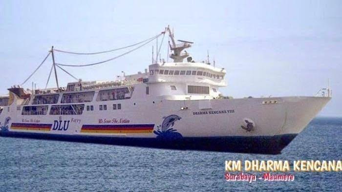 Jadwal Keberangkatan Kapal Penumpang dari Pelabuhan Tanjung Emas Semarang 25 Januari 2019