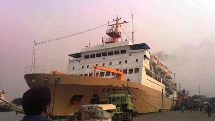 Inilah Jadwal Keberangkatan Kapal Penumpang dari Semarang ke Kumai Rabu Depan, 15 Mei 2019