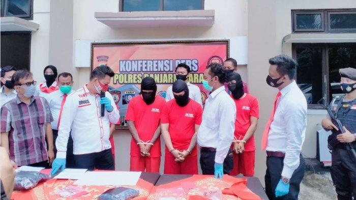 Bawa Sabu ke Tempat Kos, Dua Pemuda Purbalingga Dibekuk Polisi di Banjarnegara