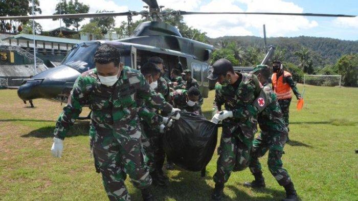 Datang ke Papua Bawa Ribuan Masker untuk Warga, Pratu Ida Bagus Putu Gugur Ditembak KKB