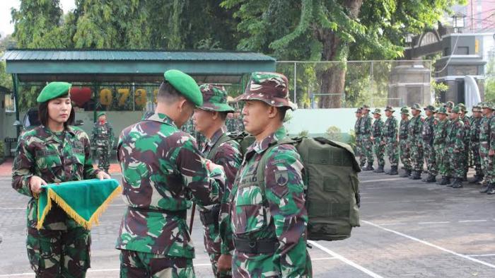 Kodim 0733 BS Semarang Kerahkan 300 Personel Amankan Pilwalkot